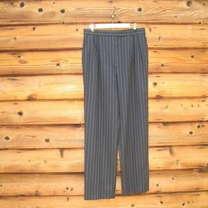 Vintage Bernard Zins  Gray High Rise Wool Pants